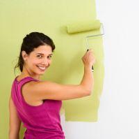צובעים את הדירה